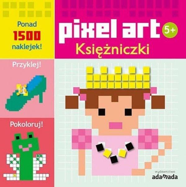 Księżniczki pixel art
