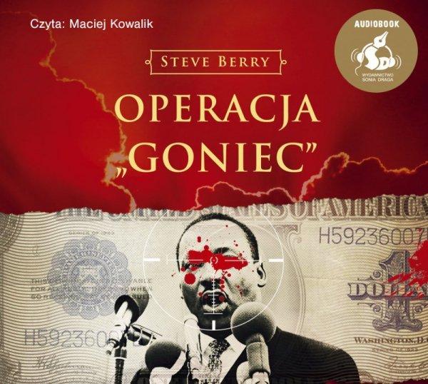CD MP3 Operacja goniec
