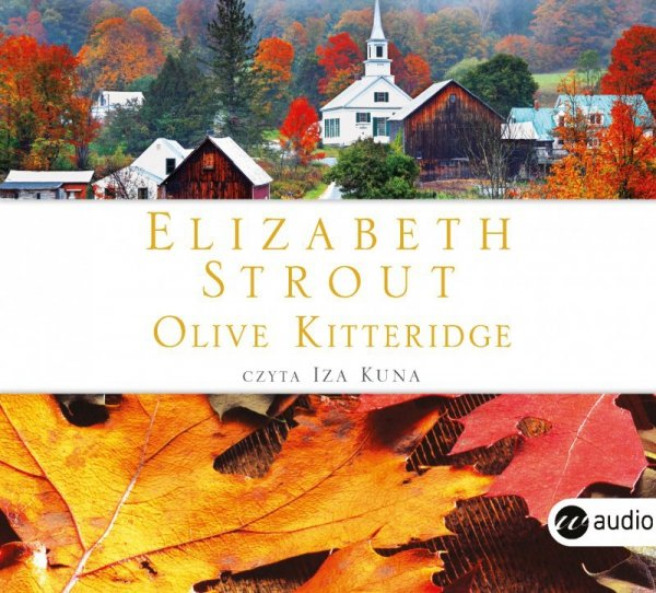 CD MP3 Olive kitteridge