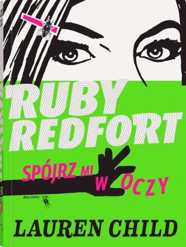 Spójrz mi w oczy. Ruby Redfort