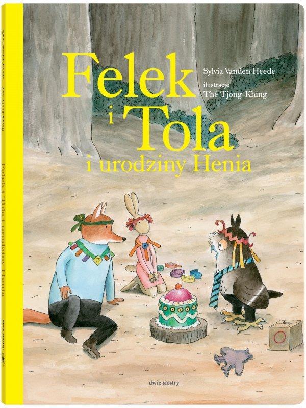 Felek i Tola i urodziny Henia