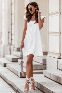 Sukienka Model Noel 303 Cream - IVON