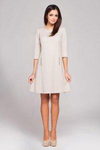 Sukienka Model 145 Beige - Figl