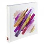 Album 30x30/100 Brushstrocke czerwony - Hama