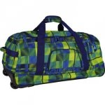 Chiemsee rolling duffle, ba l0502 great checker