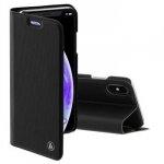 Etui do iPhone XS Slim Pro Booklet czarne - Hama