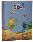 Dziecięcy album 10x15 na 200 zdjęć z opisem - sea