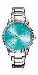 Zegarek esprit-tp10912 silver aquamarine