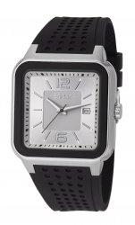 Stylowy zegarek esprit ventura silver black es105841002 i fotoksiążka gratis