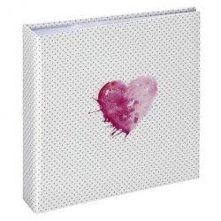 Album Lazise 10x15 na 200 zdjęć z opisem różowy