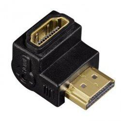 Adapter kątowy hdmi gn. 270° - hdmi wt.