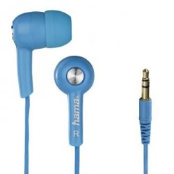 Słuchawki douszne  hk2103  niebieskie