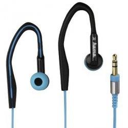 Słuchawki douszne clip-on  hk3203  niebieskie