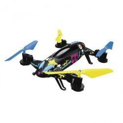 Kwadrokopter Hama 2 w 1 (auto wyścigowe / dron), 6-osiowy żyroskop, kamera 720p