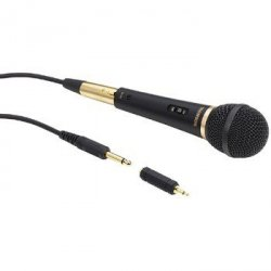 Thomson m152 - mikrofon dyn. vocal gold xlr włą. 6,3|}3,5mm 1315980000