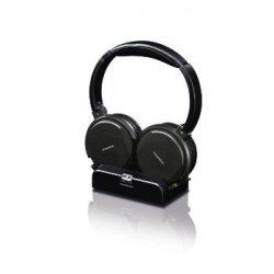Thomson słuchawki wokółuszne bezprzewodowe WHP 3326 czarne