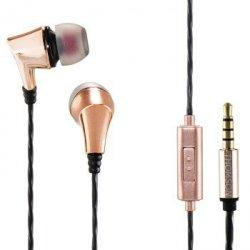 SŁuchawki dokanaŁowe ear3207 miedziane