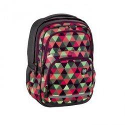 Plecak Szkolny Blaby Kolor: Happy Triangle