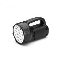 Mactronic Latarka ładowalna 37 LED (18 + 19) AC 230V/ DC 12V 1508430000
