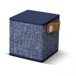 Głośnik bluetooth rockbox cube fabrick edition indigo