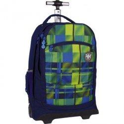 Chiemsee SS16 plecak na kółkach WHEELY *L0502 GREAT CHECKER