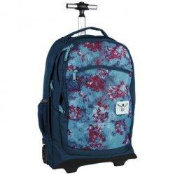 Aw16 plecak na kółkach wheely : o0231 dusty flowers