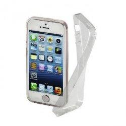 clear futerał gsm dla apple iphone 5/5s/se, przeźroczysty
