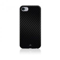 flex carbon case futerał gsm dla apple iphone 7, czarny