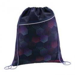 Coocazoo worek na buty rocketpocket ii, kolor: purple illusion