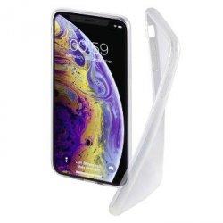 crystal clear futeraŁ gsm dla iphone xs, przeŹroczysty