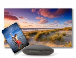 Foto plakat HD 80x190 cm - powiększenie foto mat