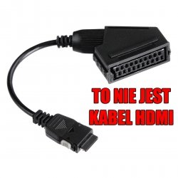 Adapter samsung - scart