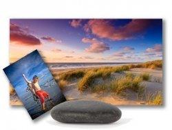 Foto plakat HD 70x70 cm - powiększenie foto mat