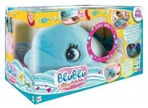 Interaktywny delfinek BLU BLU na prezent + GRATIS