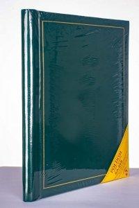 Album samoprzylepny RS 10 Classic zielony - Poldom