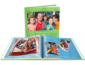 Foto książka 28 stron a4 pion zszywana - Twój projekt!