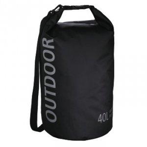 Torba outdoorowa 40l czarna - Hama