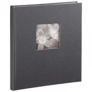 Album 29x32/50 Fine Art szary oprawa książkowa - Hama