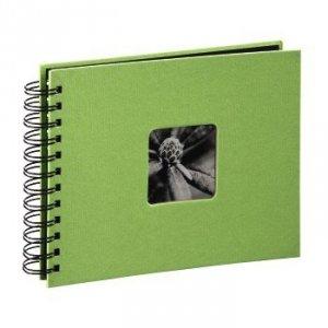Album 24x17/50 Fine Art Lime czarne strony - Hama