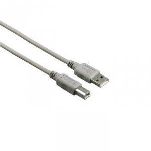 Kabel USB A-B 1,8m - Hama