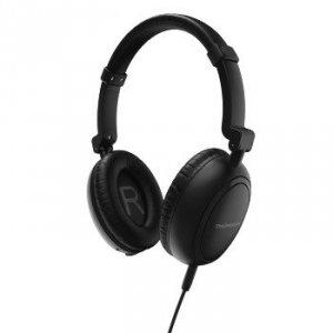 Słuchawki nauszne HED2307 ANC czarne - Thomson