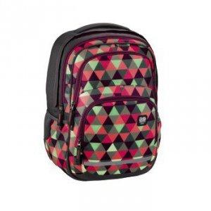 Plecak szkolny Blaby Happy Triangle - All Out Hama