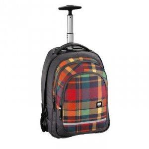 Plecak szkolny na kółkach Bolton Woody Orange - All Out Hama