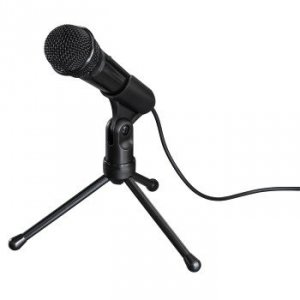 mic-p35 allround microphone for pc and notebook, 3.5 mm jack plug