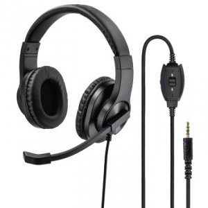 Słuchawki komputerowe HS-P350 - Hama