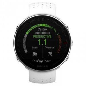 Zegarek sportowy Vantage M S/M biały - Polar