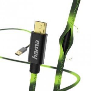 Kabel ładujący/Data Kameleon Micro USB 1.5m - Hama
