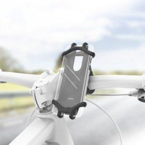 Uchwyt rowerowy do smartfona 6-8cm - Hama