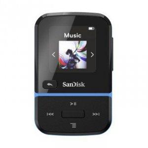 ODTWARZACZ MP3 - Clip sport go 32 gb niebieska
