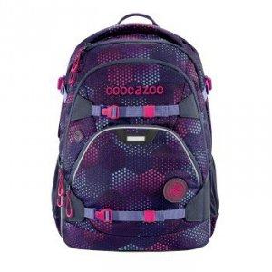 Plecak szkolny Scalerale Purple Illusion - Coocazoo